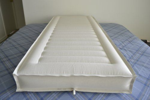 Used Select Comfort Sleep Number Expanded Queen Size Air Bed