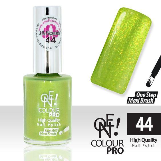Allepaznokcie One Colour Pro #44.