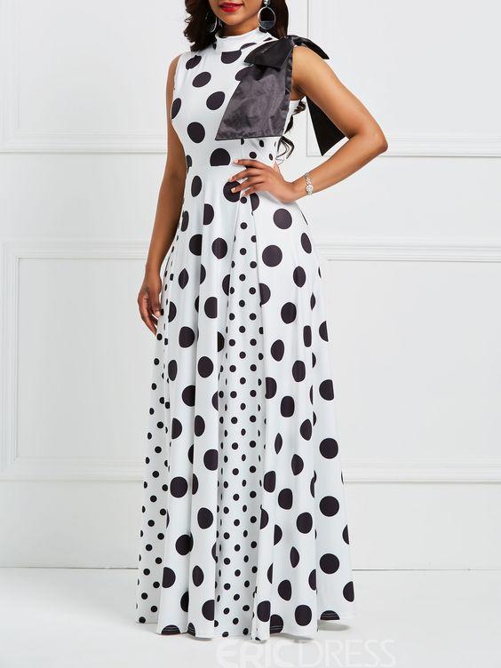 Perfect Polka Dot Dresses