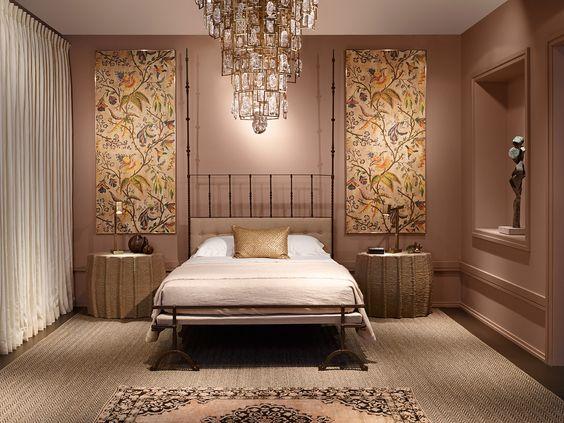 Kara mann designer chicago merchandise mart dream home for Dream bedroom maker