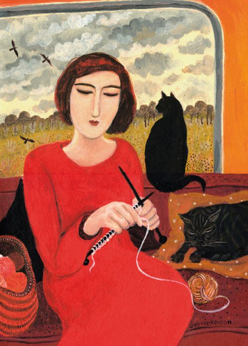 Casting On by Dee Nickerson: