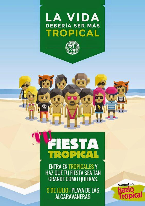 Pa' Las Birras: Fiesta Tropical Limón ¿Te la vas a perder?