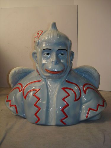 Wizard of Oz Winged Monkey Limited Edition of 625 Cookie Jar by Star Jars/Treasure Craft
