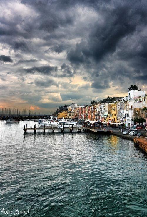 Isola di Procida - Campania
