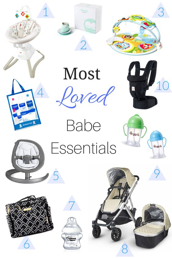 Babe Must-Haves: Most Loved Essentials