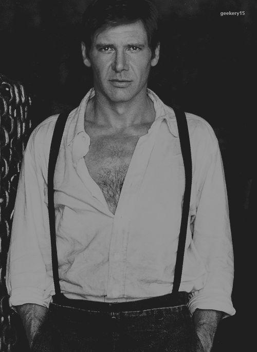 "Harrison Ford""WItness"" 1985"