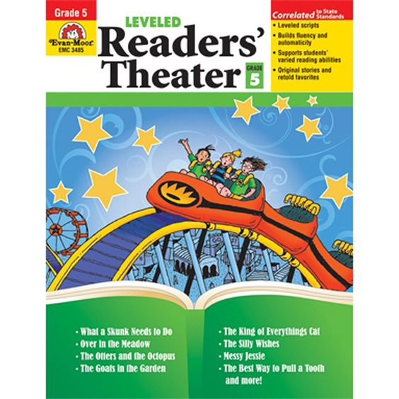 LEVELED READERS THEATER GR 5