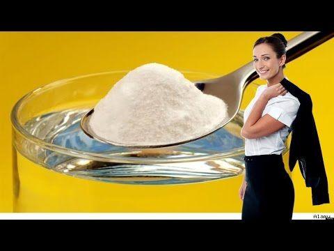 bicarbonato de sodio limon agua oxigenada