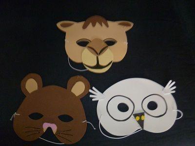 Camel Masks how to make a Camel mask