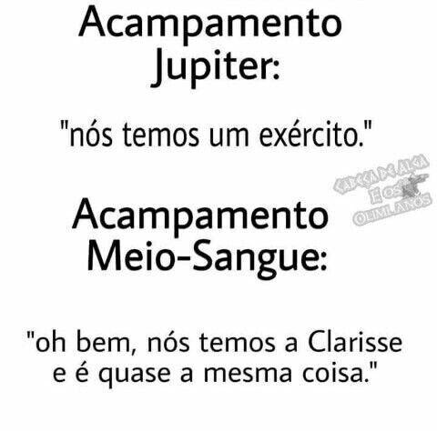 Acampamento Meio Sangue Vs Acampamento Jupiter Memes Percy