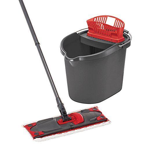 O Cedar Ultramax Microfiber Flat Mop Amp Bucket Kit In 2020 Mops Cheap Hardwood Floors Vileda