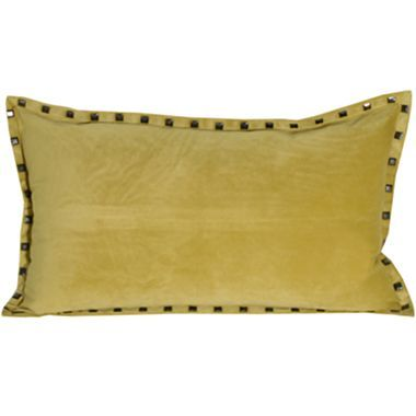 studio by jcp home™ Stella Nailhead Decorative Pillow - jcpenney