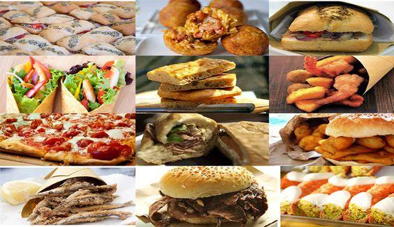 street food italia - Cerca con Google