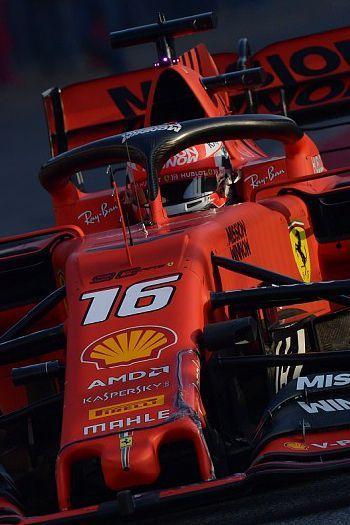 Leclerc Ferrari F1 Driver Problem With Vettel Would Be Good Sign Con Immagini Auto Veloci