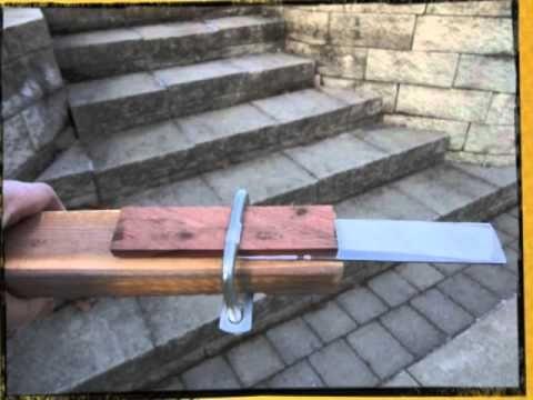 SFBA #2 Profiling Your Blade