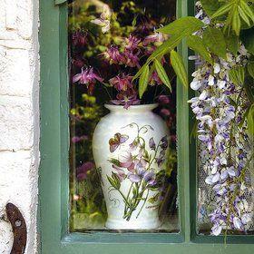Motivos florales: Pon el jardín dentro de casa