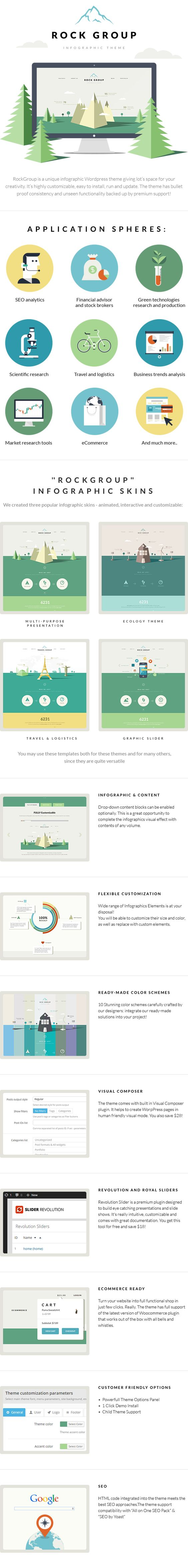 Multipurpose Infographic Theme