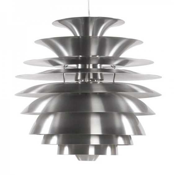 Disponible sur Sotendance.com Lampe Suspension Circus Argent