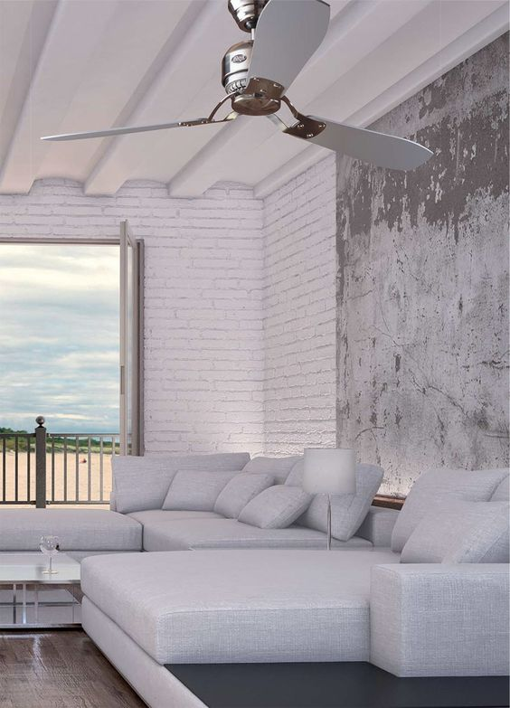 Ventilateur de plafond sans lumière LOFT de FARO