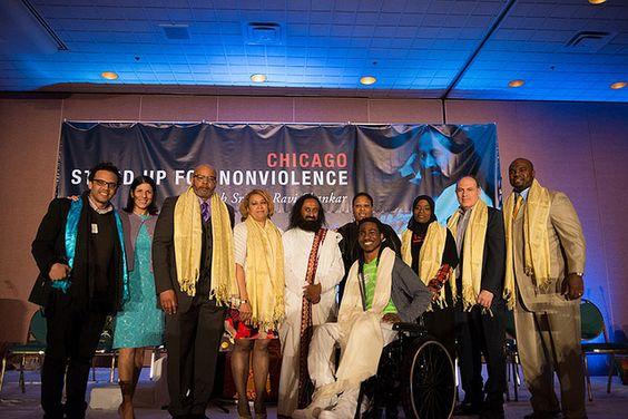 Sri Sri Ravi Shankar Inspiring Social Change Through Non Violence, Los  Angeles, USA, March 26 27 | Sri Sri Ravi Shankar In 2013 | Pinterest |  Social Change