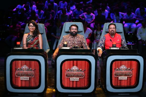 Musical bliss and visual experience augmented for the first time on Colors Tamil Singing Stars
