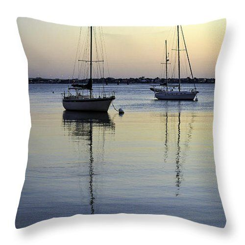 See my art transformed into home decor like this throw pillow!