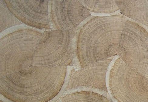End Grain Veneer by Rohol (http://www.rohol.at/)