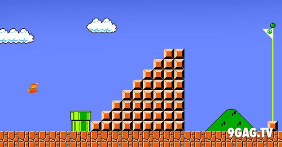 Getting The Lowest Score In Super Mario Bros Is Much Harder Than You Can Imagine | 9gag.tv