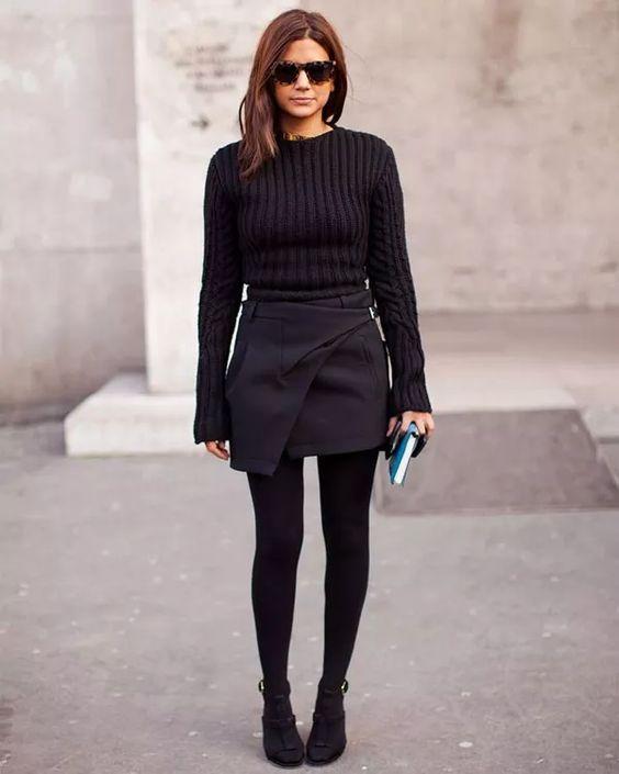 all-black-street-style