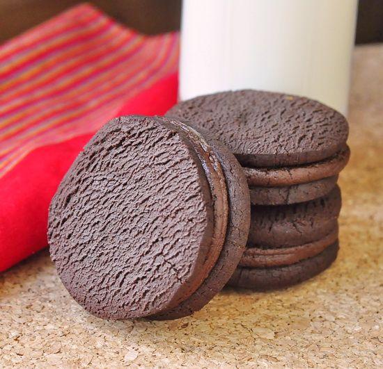 Homemade Fudgee-O Cookies