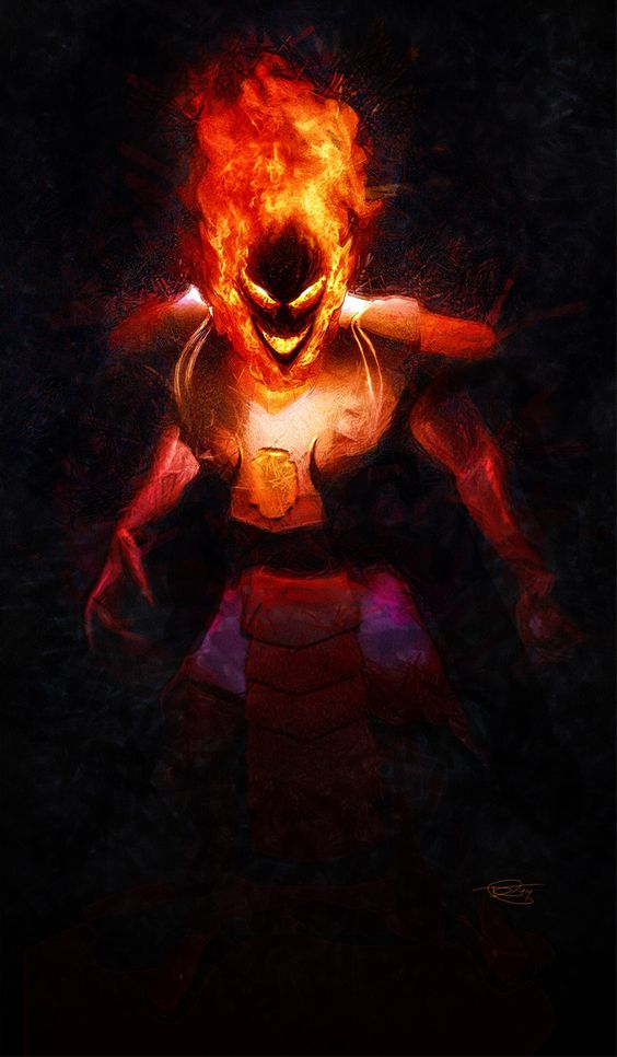 Dormammu by Daniel Scott Gabriel Murray