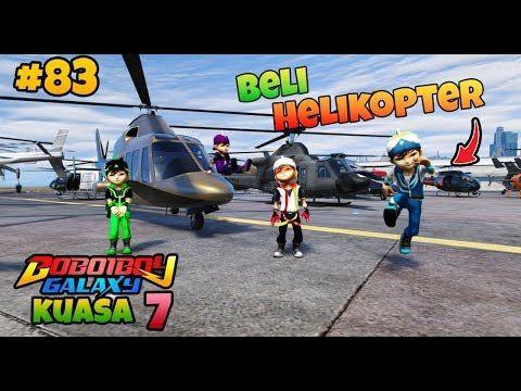 Gta 5 Mod Boboiboy Kuasa 7 Beli Pesawat Helikopter Youtube Ponsel