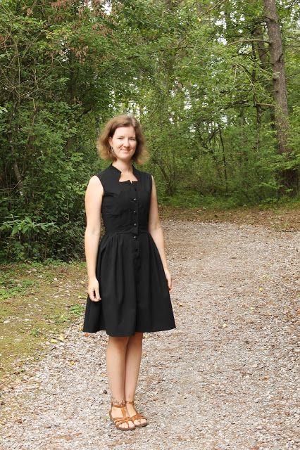Butterick 5920 - Swing & Sew: Le cas de la robe d'été