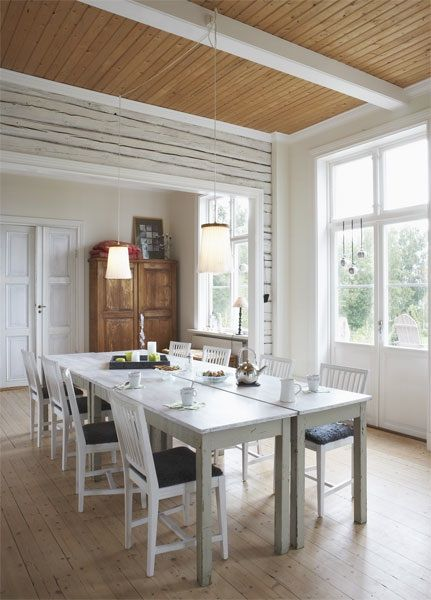 Living & Dining: Modular Dining Table Roundup : Remodelista
