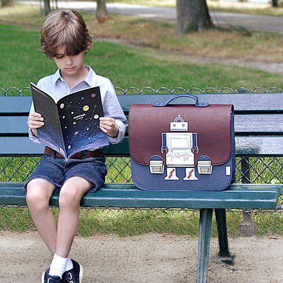 Chocolat Show back to school 2016 #chocolatshow #backtoschool #rentreedesclasses #robot