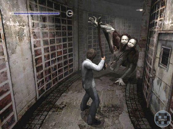 Silent Hill 4 The Room Twin Victim Symbolism Walter