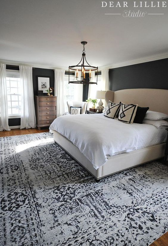 Pure Small Rug Bedroom