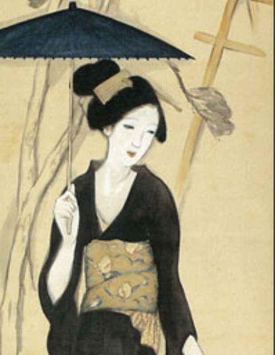 poster for 竹久夢二 「美人画とモデル -描かれた女性の謎とロマンスに迫る-」
