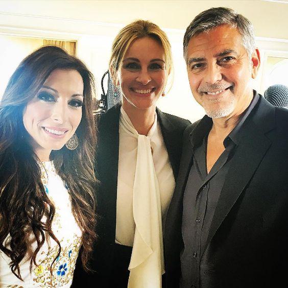 Natasha Gargiulox Julia Roberts x George Clooney