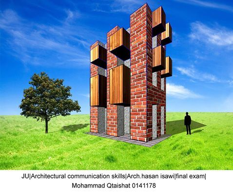 Mohammad Qtaishat‎Architectural Communication Skills-: