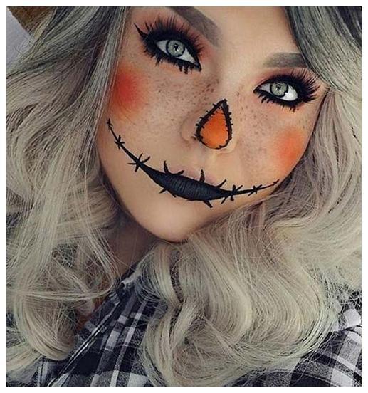 Halloween Makeup Tutorials Costume Ideas In 2020 Halloween Makeup Easy Halloween Makeup Tutorial Cute Makeup