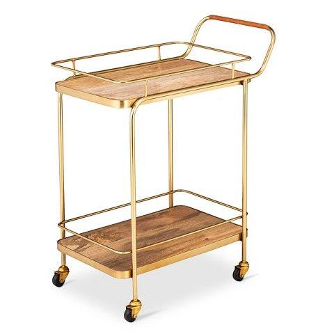 Bar Carts Bar And Target On Pinterest
