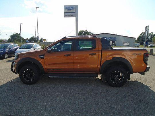 Umbauten Ranger Umbau Orange Ford Ranger Wildtrak Ford Ranger Ranger