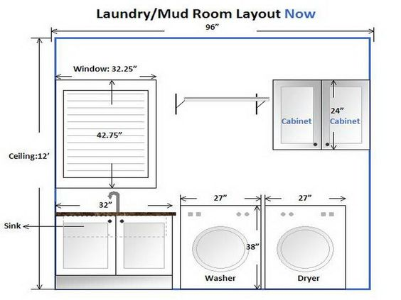 bathroom laundry room layouts | Bathroom Laundry Room Layout: Laundry Room Layout Ideas – Vissbiz