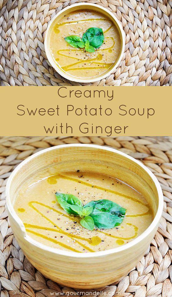Sweet Potato Soup | Recipe | Sweet Potato Soup, Potato Soup and Soups
