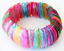 stretch shell bracelet - Google Search