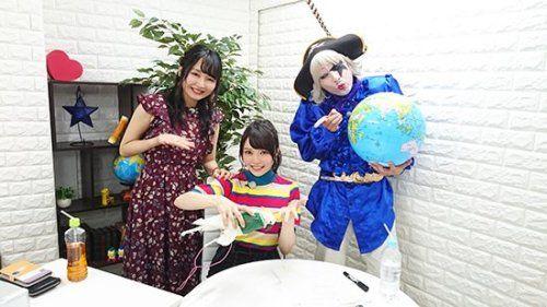 山口立花子さんと麻倉ももさん