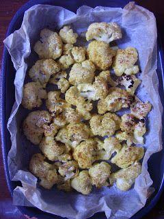Chi ha rubato le crostate?: Una ricetta del cavolo! (Cavolfiore al Curry)