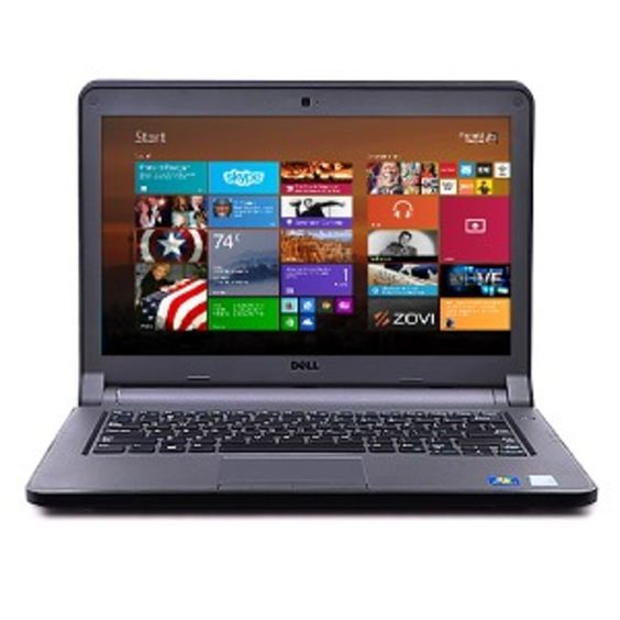 Dell Latitude 13 Education Series Core i3-4005U Dual-Core 1.7GHz 4GB 128GB SSD 13.3 LED Laptop W8.1 w/Webcam (Gray) - B