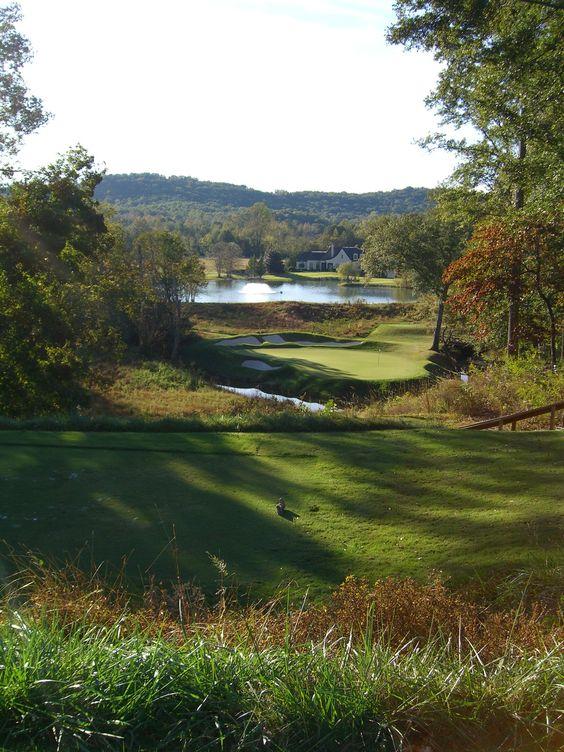 The Farm Golf Course. Rocky Face, GA